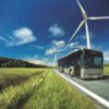 jpg2015093012599982677 Wind Generator Turbines in beautiful Real Landscape with grass and road - renewable energy concept , horizontal