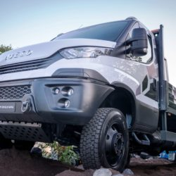 Iveco Messestand IAA 2018 Messe Hannover