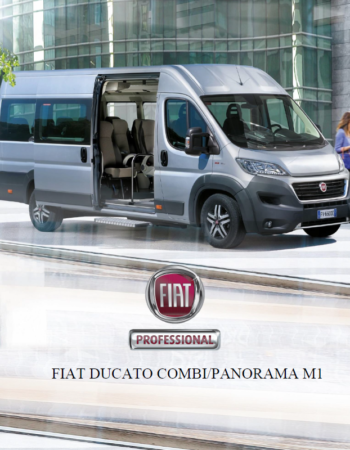 Fiat Ducato passenger