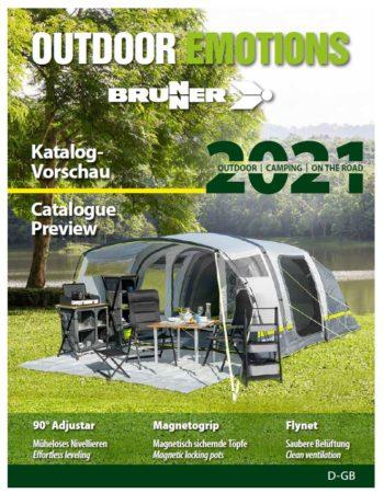 Brunner Outdoor Emotion 2021