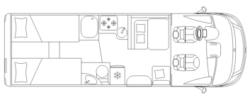 Kosmo 909 E floor