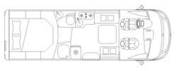 Kosmo 912 E floor